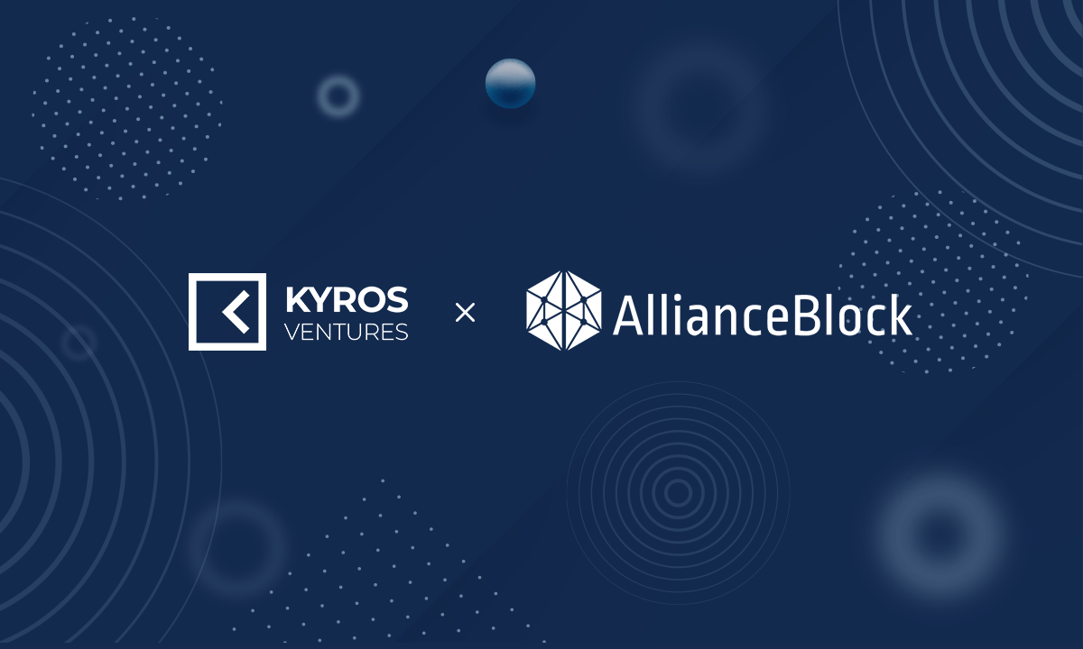 Kyros Ventures teams up with globally compliant decentralized capital market AllianceBlock to invade the Vietnamese crypto market