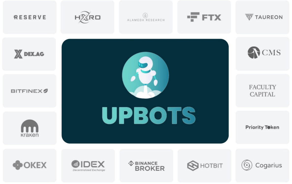 Introducing UpBots - All-In-One Trading Ecosystem For The Modern Trader