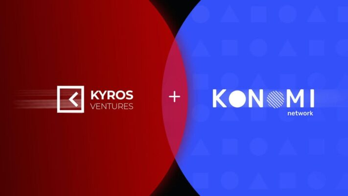 Kyros Ventures confirms its faith in Decentralized Money Market protocols with the Konomi Network partnership