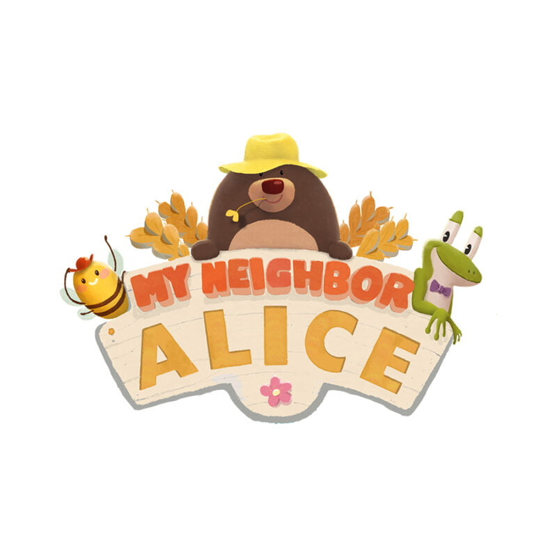 My Neighbor Alice logo
