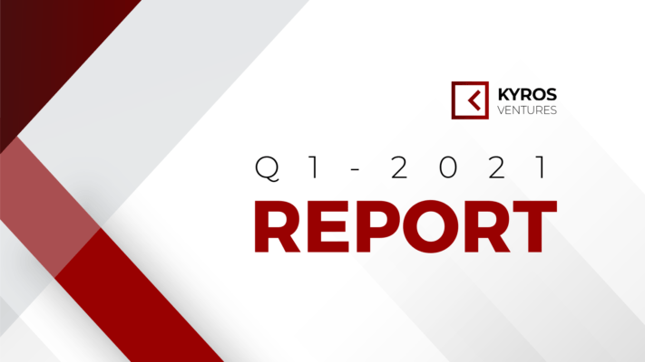 Kyros Research's Quarterly Report - Q1 2021