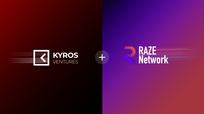 Kyros Ventures partners up with Raze Network, heading towards cross-chain privacy