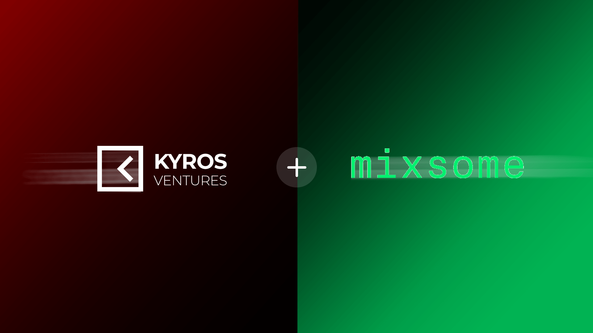 Kyros Ventures joined in Mixsome fundraising round of $2.7M